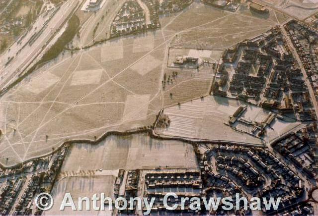 1980s aerial