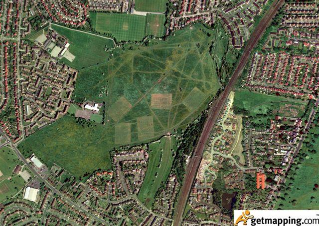 1999 Aerial photo