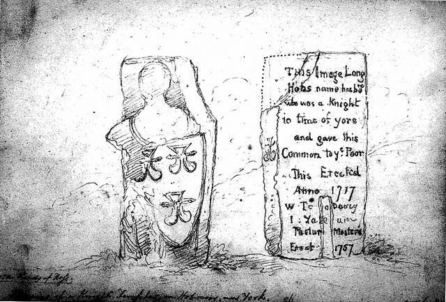 Hob Stone drawing