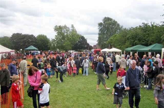 News - Hob Moor Fair 2011