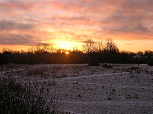 News - Sunrise New Years Day 2010
